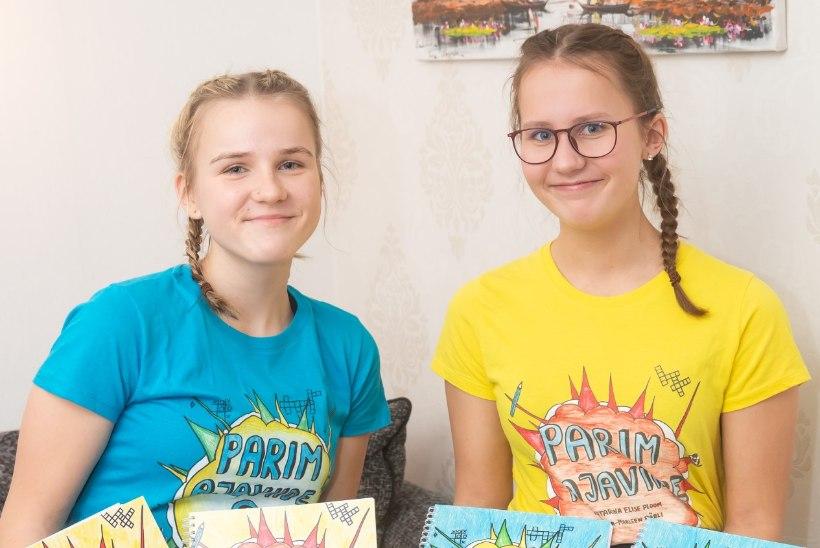 LASTELT LASTELE! Tegusad tüdrukud muutsid haiglas igavlevate pisikeste patsientide elu lõbusamaks
