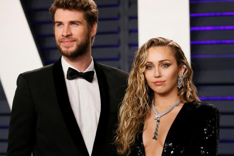 Miley Cyrus eksmehest: armastan Liamit ikka veel väga-väga