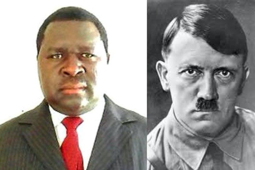 Namiibia valimistel võidutses Adolf Hitleri nimekaim