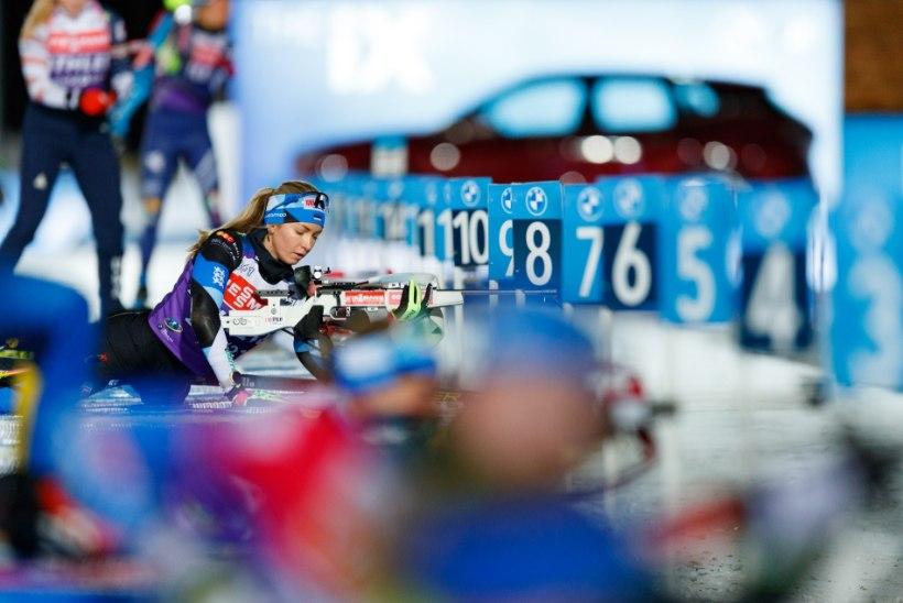 KARM: Eesti naiskond ei jõudnud Kontiolahtis finišisse