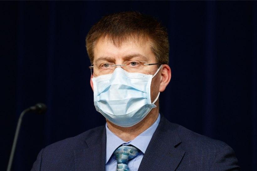 Terviseameti peadirektor tutvub Ida-Virumaa olukorraga