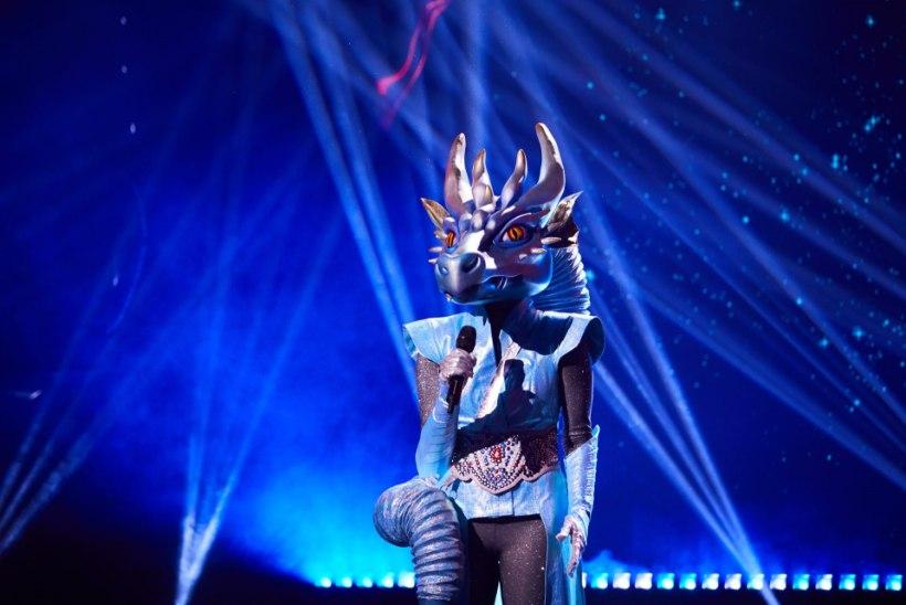 """FOTOD   FINAAL: kes võidab saate """"Maskis laulja""""?"""