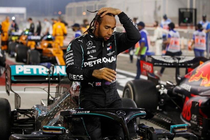 Mercedese pealik koroonaviirusega nakatunud Hamiltoni kohta: ega tal väga hästi ei lähe