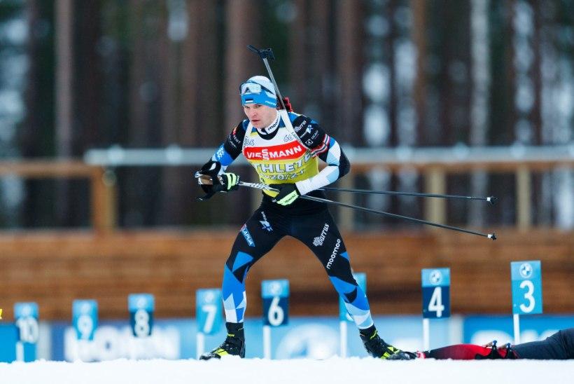 Meeste teatesõidu võitsid norralased, Eesti nelik sai 17. koha