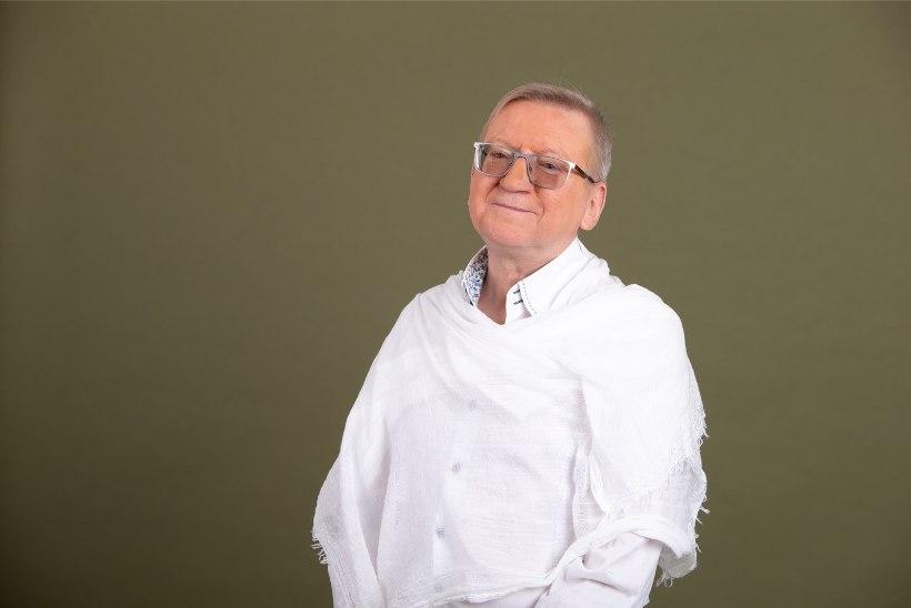 Linnar Priimägi: minu matustele tulevad ainult ilusad inimesed ja kõik on valges riietuses