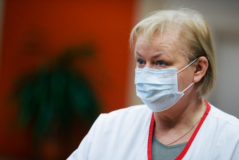 ÕL VIDEO | Narva haigla arst: paneksin hooga kogu Ida-Virumaa kinni!