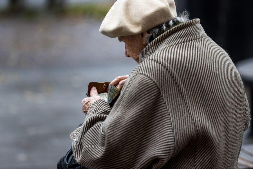 Pensionär saab kevadel 16 eurot lisaraha