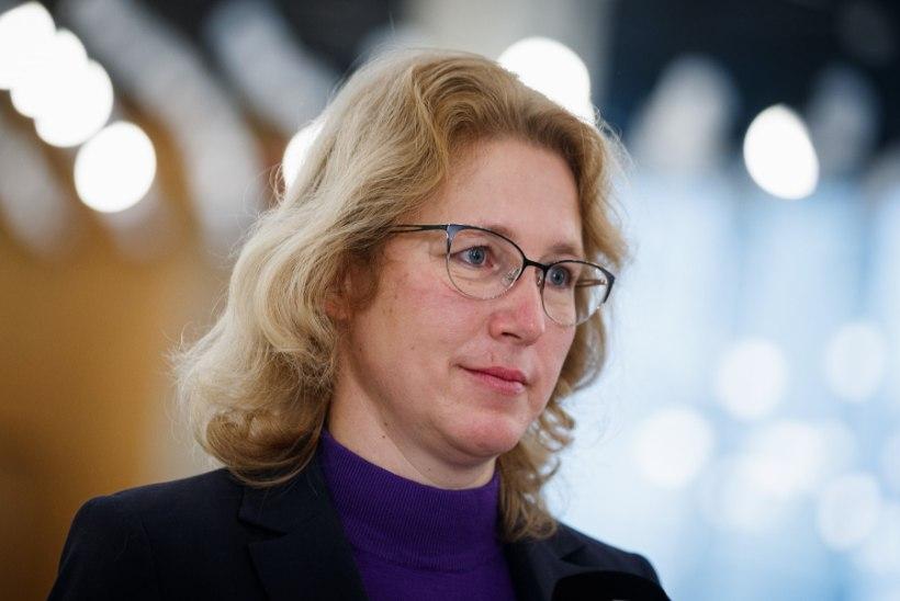Krista Fischer: valitsuse piirangutest ei piisa! Ida-Virumaast hullem seis on Euroopas vaid mõnes riigis
