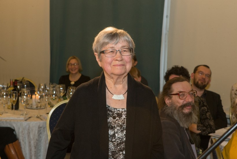 """Aino Pervik: """"Heljo Männi luule oli nagu värske tuulepuhang."""""""