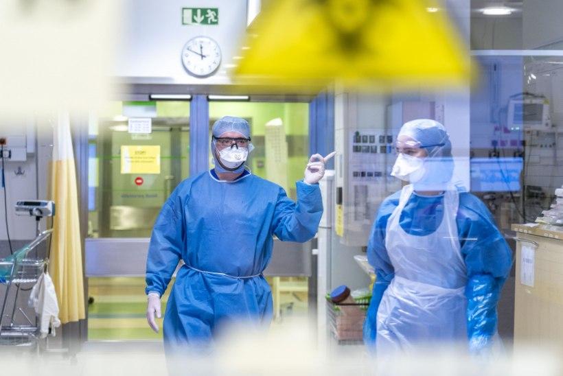 MILLEST MEILE EI RÄÄGITA: terviseametil on plaan D, mis läheb käiku kõige mustema stsenaariumi korral