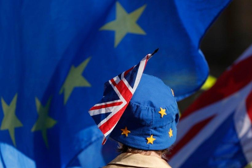 IIRIMAADE PIIR BREXITI JÄREL: euroliidu ja brittide läbirääkimistes toimus viimaks läbimurre