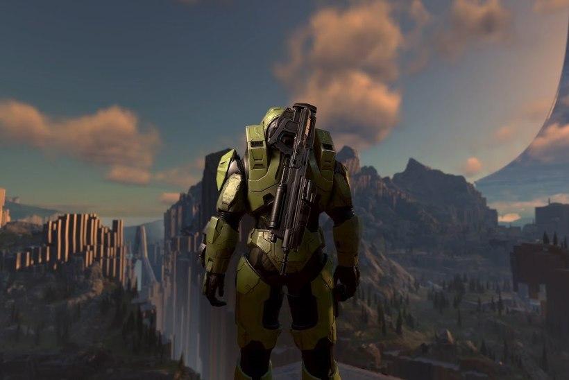 """Esialgu novembris ilmuma pidanud """"Halo Infinite"""" lükkus 2021. aasta sügisesse"""