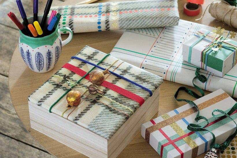 Nii ilusat kingipakki ei raatsi ju lahtigi teha! 3 nutikat ideed, kuidas kingitused eriliseks muuta