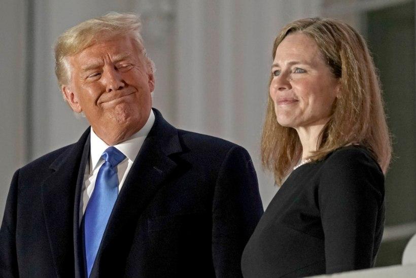 LÜÜASAAMINE: Trumpile ei anna valimisvõitu ka osaliselt tema enda kokku pandud kohus