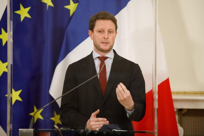 Kapist välja tulnud Prantsuse minister soovib külastada Poola LGBT-vaba tsooni