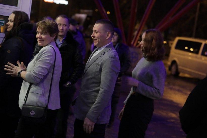GALERII | Grossi kaubanduskett pidas 2500 külalisega uusaastapidu