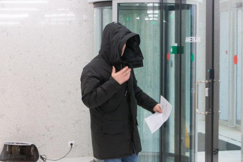 FOTOD | Võlgu jäänud tuttavale peksa andnud Eesti kikkpoksikuulsus sai karistada