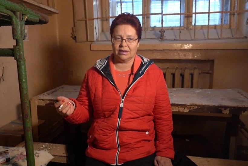Endine naisvang meenutab aega jäätunud põrandaga kartsas: arst ütles pärast, et võin kõik oma naissuguorganid minema visata