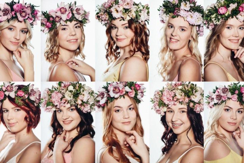 GALERII | Need kümme neidu võistlevad sel aastal Miss Raplamaa tiitli nimel