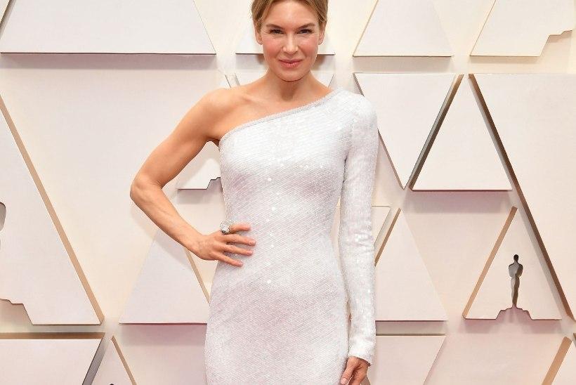 GALERII | PARIMAD KLEIDID! Vaata, kes särasid Oscarite punavaibal eriti glamuurselt