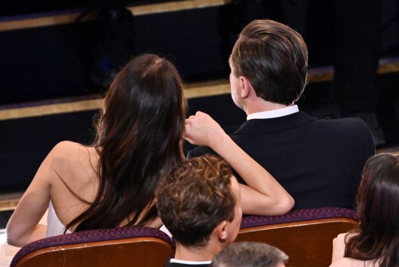 Miks DiCaprio pruutkleidiga kallima punavaibal hülgas?