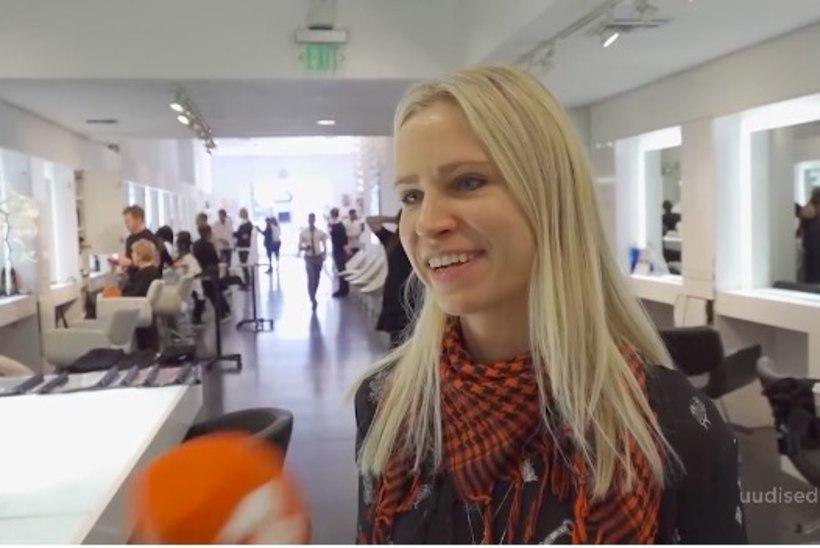TV3 VIDEO | Hollywoodis juuksurina töötav Maarja Meriste-Kivi: väga paljud kannavad parukaid