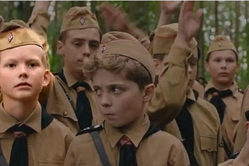 Oscari võitnud filmis mängis eesti poiss