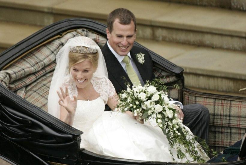 Elizabeth II vanima lapselapse abielu jooksis karile