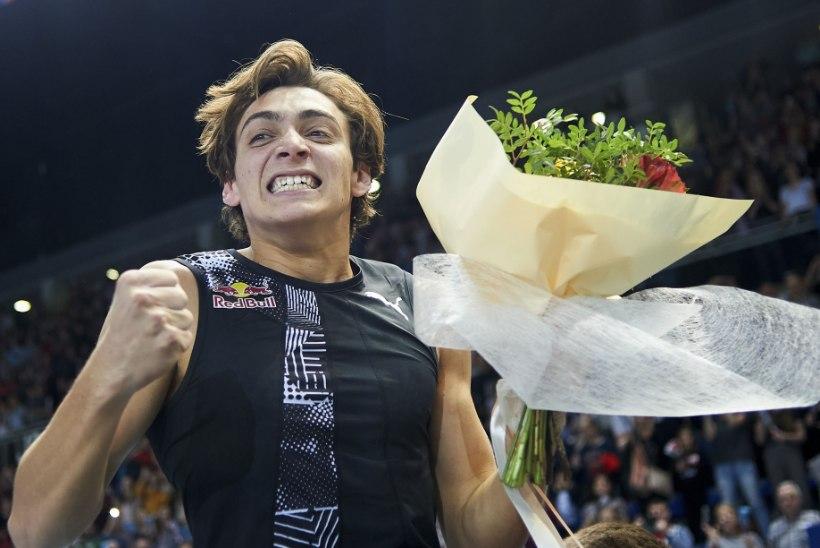 VÄGEV: vaata, kui palju hakkab teenima maailmarekordi püstitanud Rootsi teivashüppaja