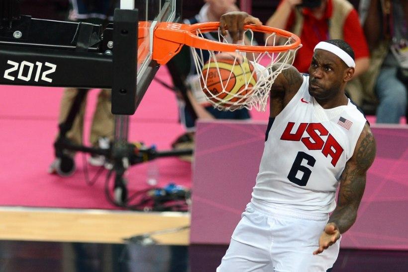 HIRMUÄRATAV NIMEKIRI! Avaldati olümpiale sõitva USA korvpallikoondise kandidaadid