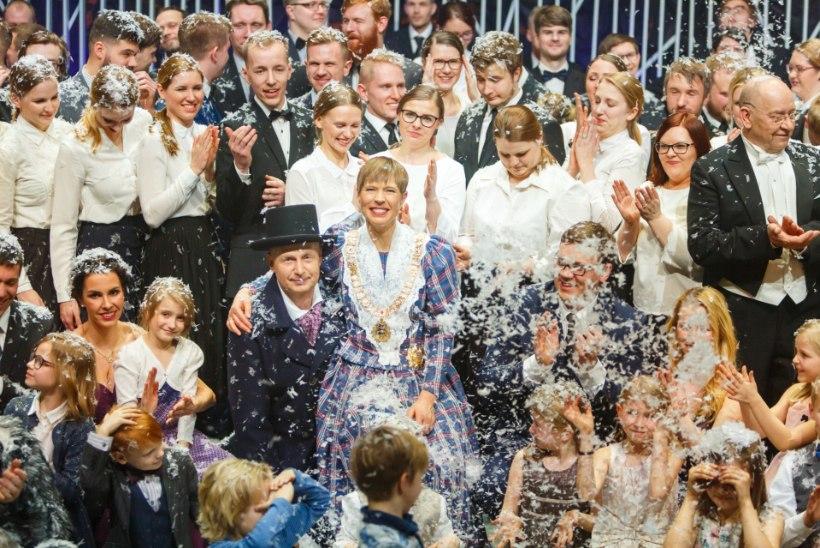 Presidendi vastuvõtule vabariigi aastapäeval kulub 250 000 eurot