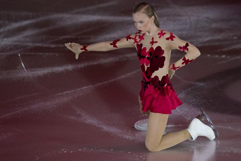 Eva-Lotta Kiibus: ma ei ole nii naiivne, et olümpiavõidust mõtleksin