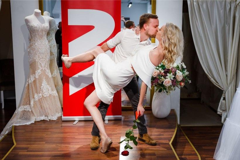 GALERII   Uues romantilises tõsielusarjas näeb kuue paari uhkeid pulmi