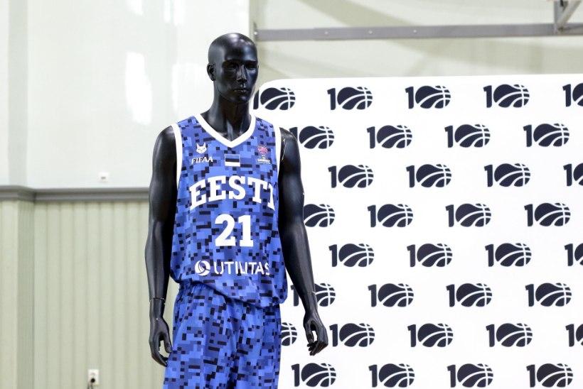 KUIDAS MEELDIB? Eesti korvpallikoondis läheb Itaalia vastu erikujundusega mänguvormis