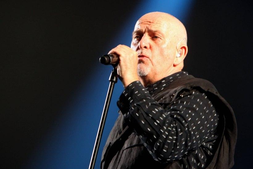 """Peter Gabriel 70: """"Sledgehammeri"""" rekord on tänini purustamata"""