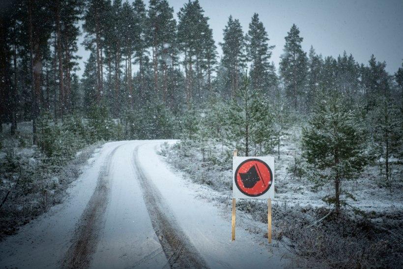 Rootsi ralli lüheneb veelgi: kiiruskatseid jääb järele kümme
