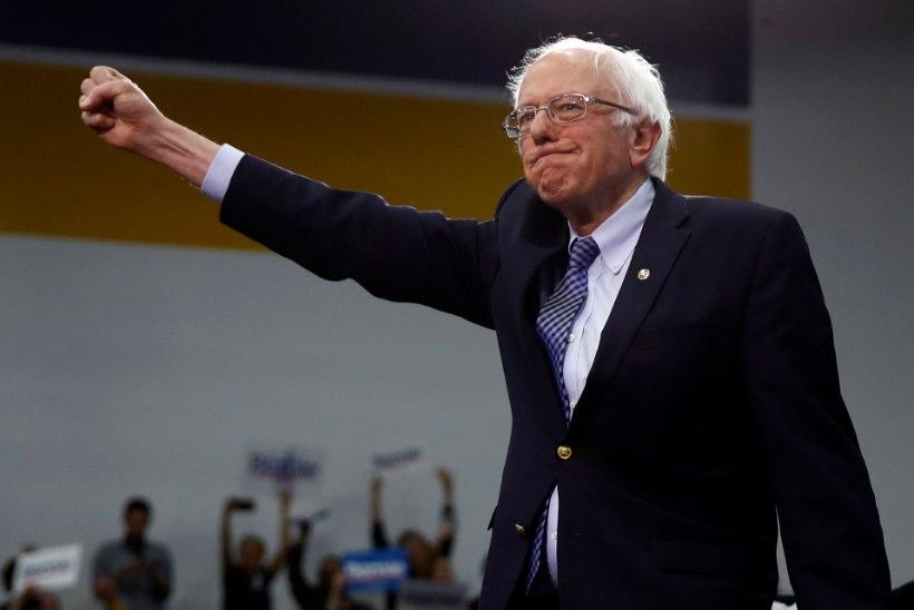USA EELVALIMISED: New Hampshire'i osariigis võttis demokraatidest võidu Bernie Sanders ja vabariiklastest Donald Trump