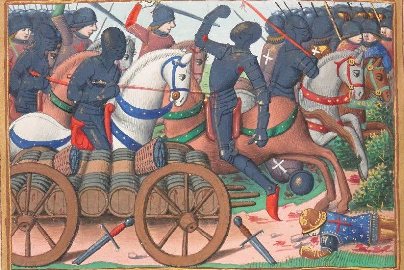 MINEVIKUHETK | 12. veebruar: prantslased said lüüa Heeringate lahingus