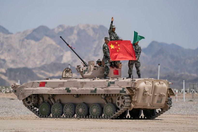 VÄLISLUURE HOIATAB | Hiina luure sihib poliitikuid, riigiametnikke, ärimehi ja teadlasi