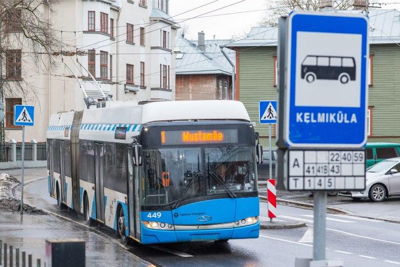 Trollid kaovad Tallinnast aastaks 2035