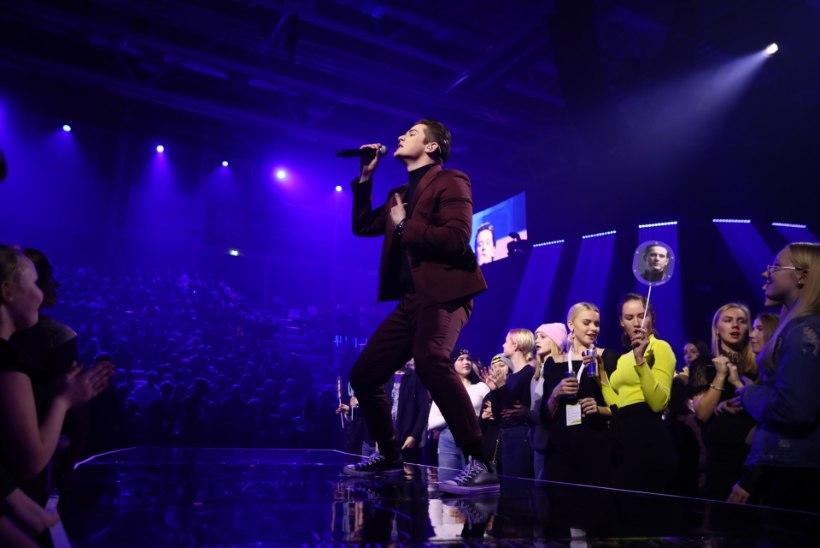 ÕL VIDEO   Rasmus Rändvee: kõndisin end laval võhmale!