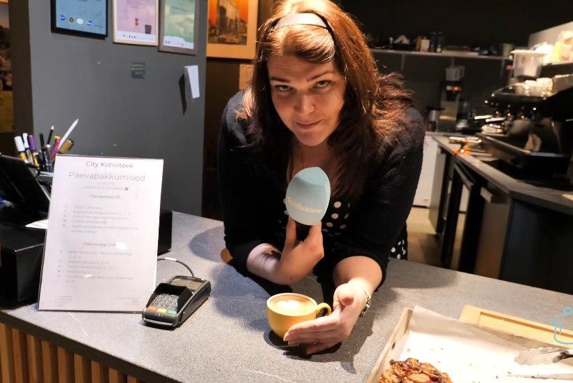 VIDEOÕPETUS | Üllata kallimat südamega kohvitassis – barista õpetab, kuidas seda välja võluda!