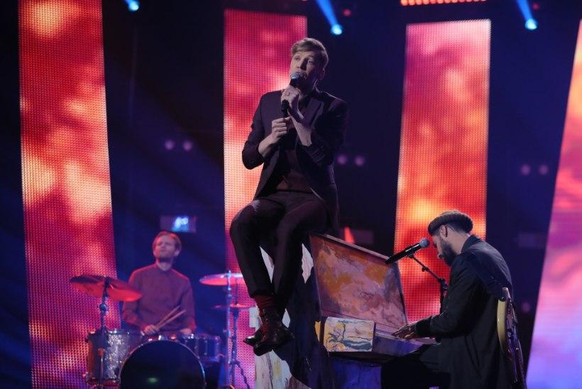 ÕL VIDEO | Egert Milder: ma ei suudaks pianiinole nii halvasti teha, et see finaaliks lava taha jätta