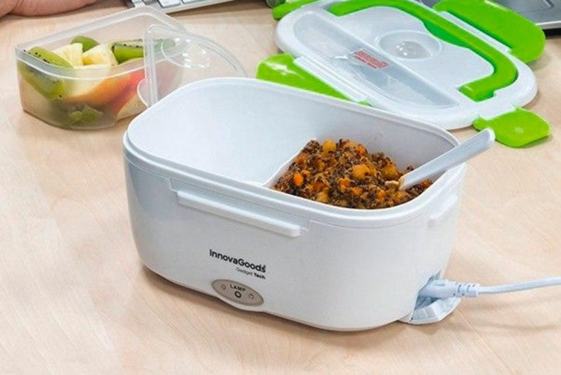 NIPIRAAMAT TESTIB: kuidas töötab toitu soojendav lõunasöögikarp?