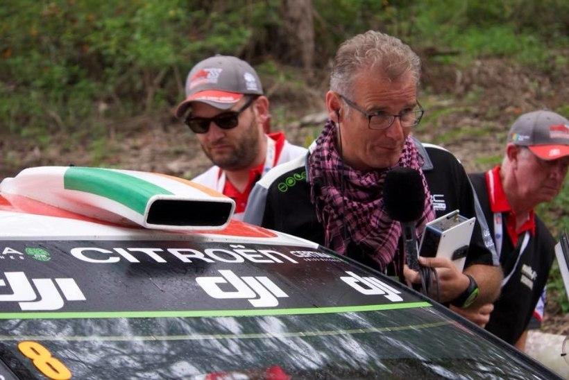 ÕHTULEHT ROOTSI RALLIL | Legendaarne Colin Clark ennustab Rally Estoniale vägevat tulevikku