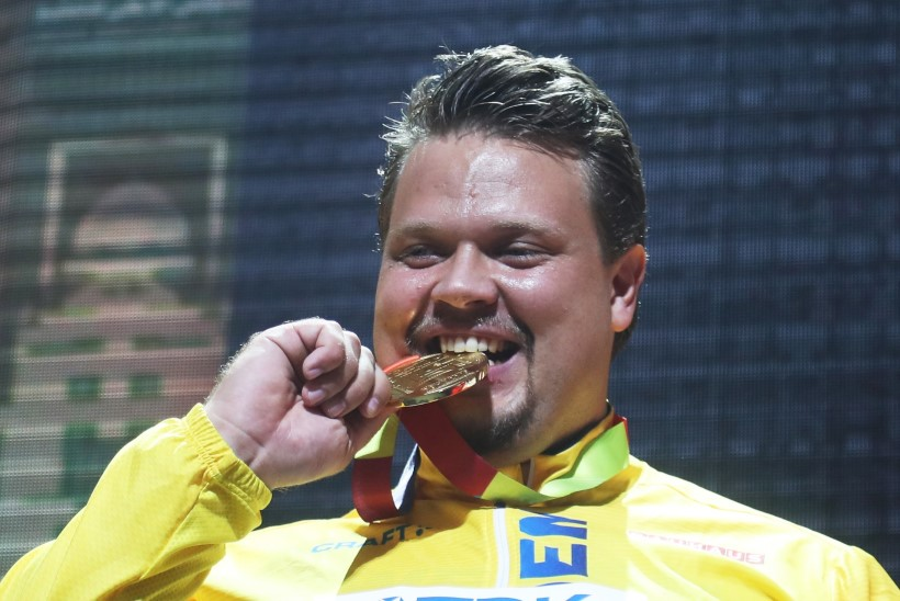JULGED VÄITED! Gerd Kanteri endise treeneri sõnul heidab Rootsi kettahiid treeningutel maailmarekordist kaugemale