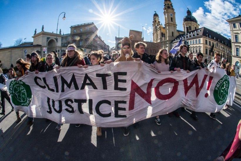 UURING: laste saamine ei mõjuta kliimamuutusi nii palju, kui kardetakse