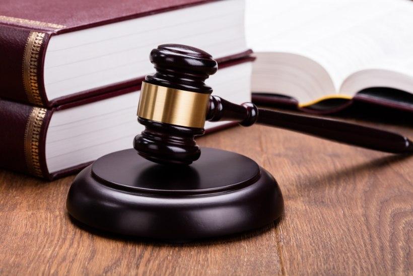 Kohus karistas kalluri poolhaagise varastanud meest tingimisi vangistusega