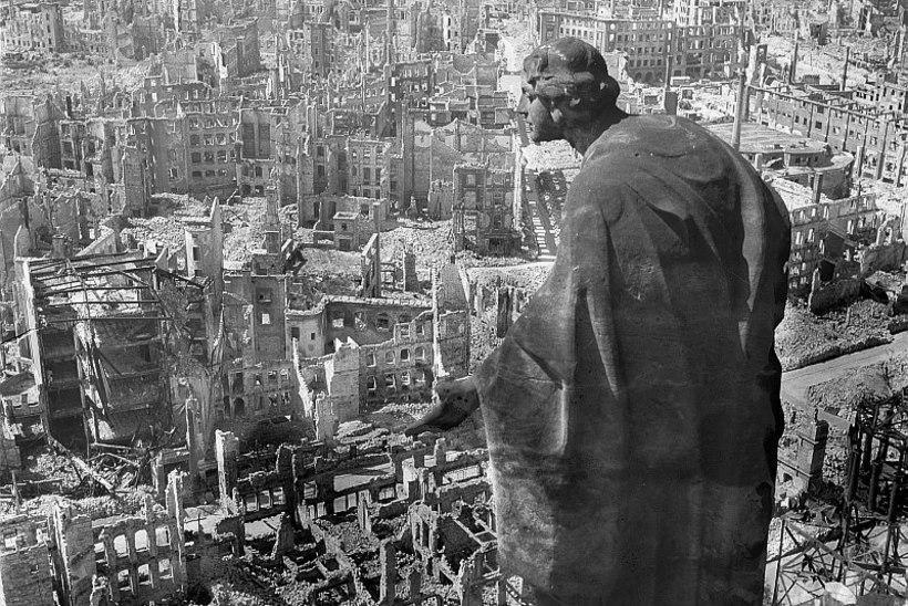 MINEVIKUHETK   13. veebruar: liitlasvägede tarbetu rünnak purustas kauni Dresdeni