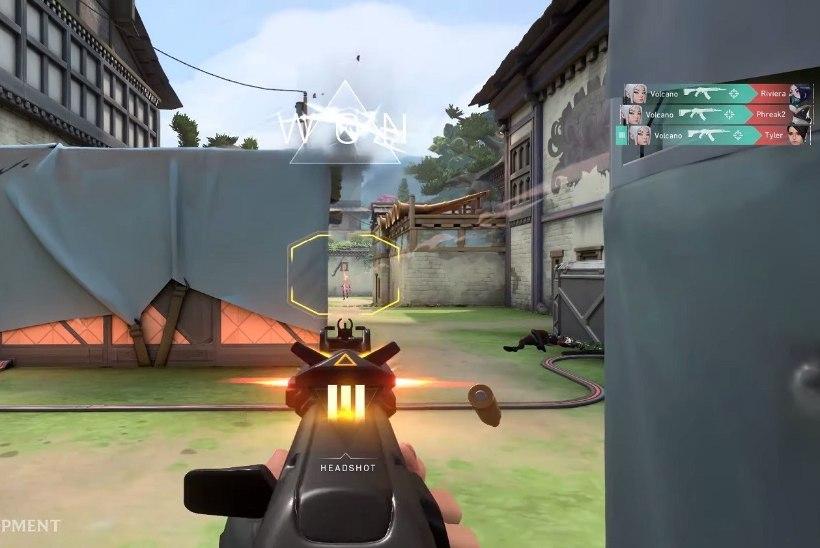 """Esimesed muljed Riot Gamesi tulistamismängu kohta: see on peaaegu sama hea kui """"CS:GO"""""""